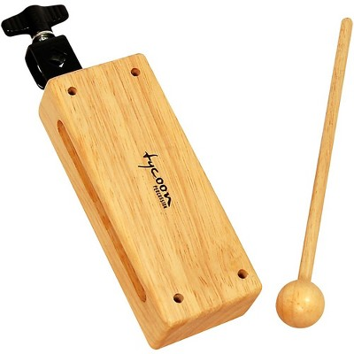 Tycoon Percussion Large Mountable Wood Block