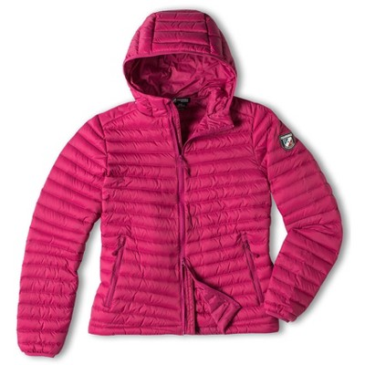 Chamonix Cailly Hooded Down Jacket Womens