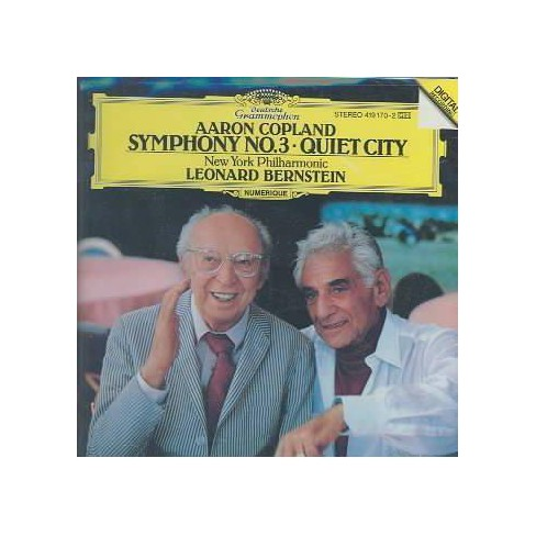 Copland - Copland: Symphony No. 3; Quiet City (CD) - image 1 of 1
