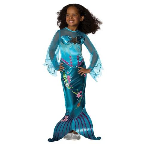 b48648d40f07 Mermaid Girls' Toddler Costume - 2T-4T : Target
