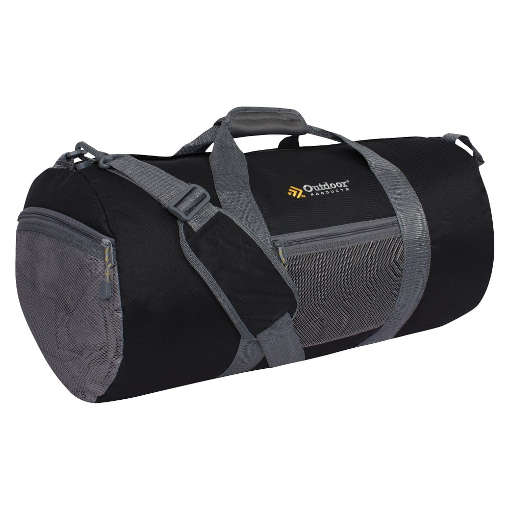 Outdoor Products Medium Utility Duffel - Black