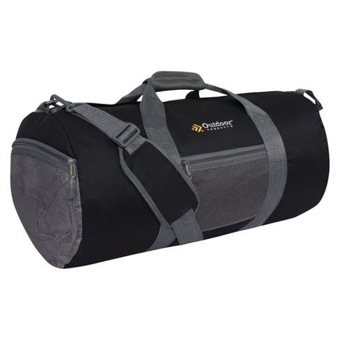 3652585365d7 Outdoor Products Medium Utility Duffel - Black   Target