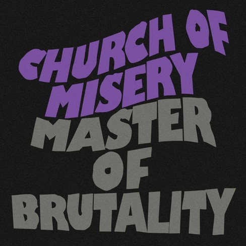 Church Of Misery - Master Of Brutality (Vinyl) - image 1 of 1