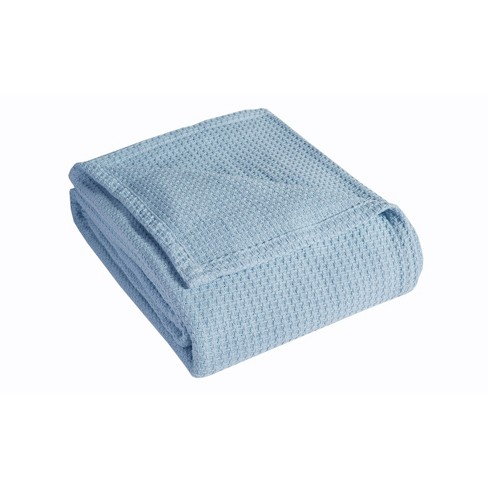 Grand Hotel Cotton Solid Blanket - Elite Home - image 1 of 1