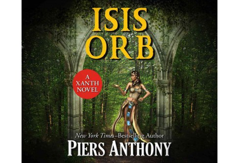 Isis Orb (MP3-CD) (Piers Anthony) - image 1 of 1