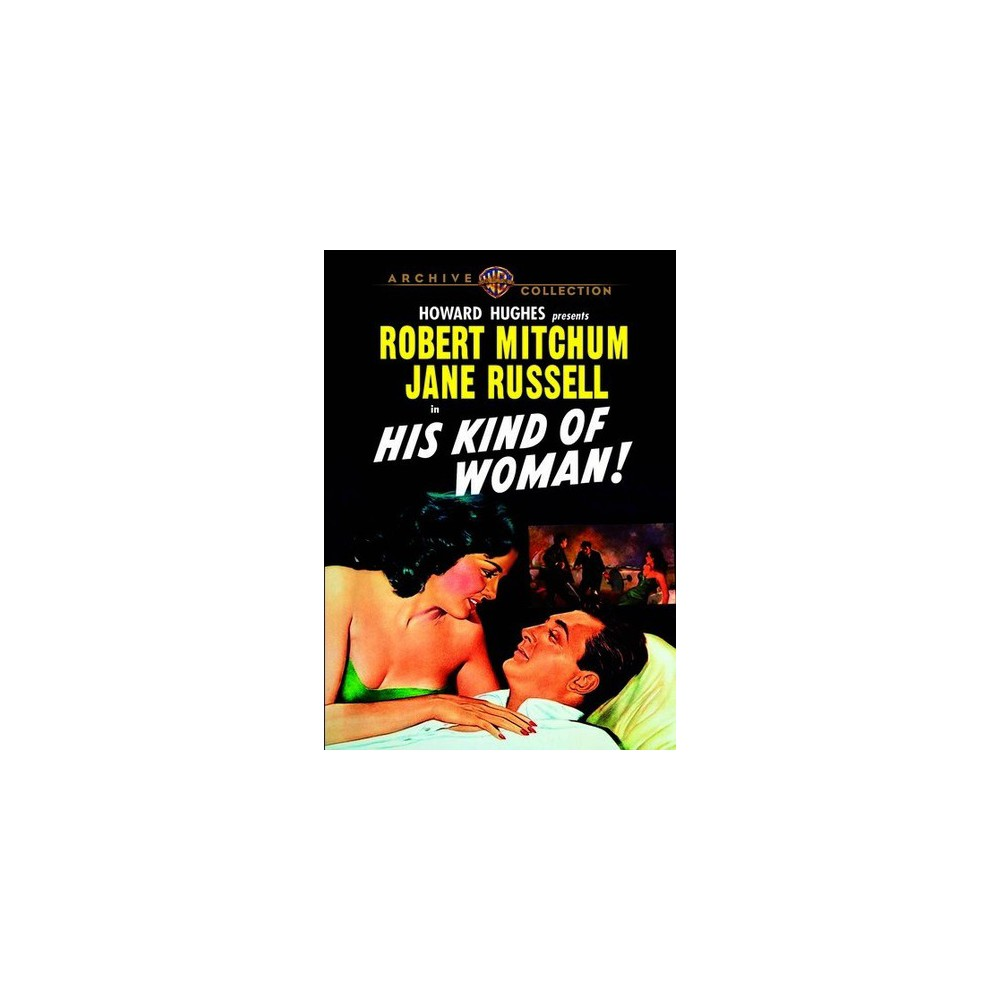 His Kind Of Woman (Dvd), Movies