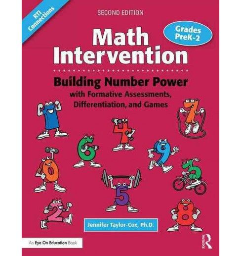 Math Intervention Grades PreK-2 : Building Number Power With Formative Assessments, Differentiation, and - image 1 of 1