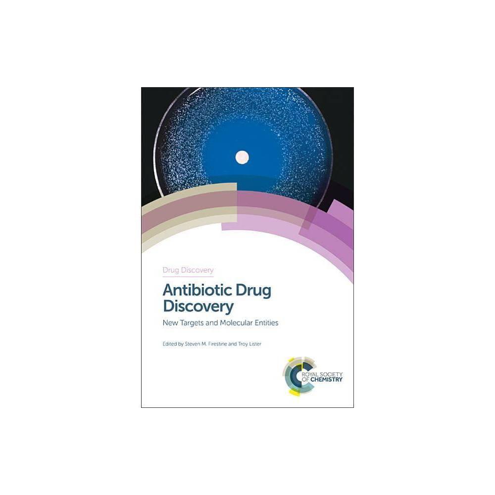 Antibiotic Drug Discovery - (Hardcover)