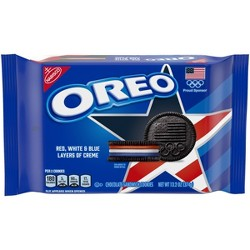Oreo Team USA Limited Edition - 13.2oz