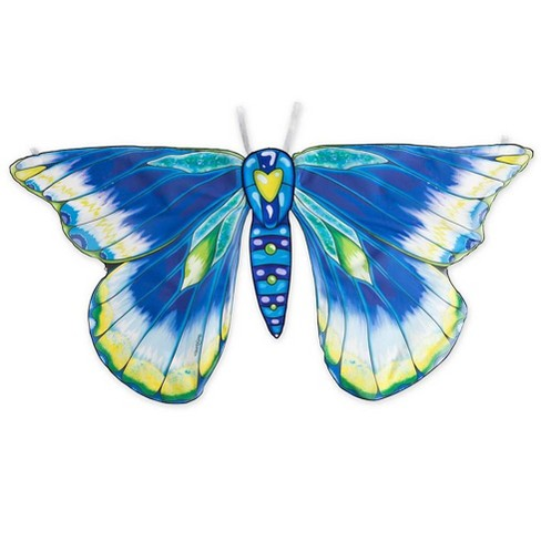 Fantasy Butterfly Costume Wings For Kids Dress Up Pretend Play