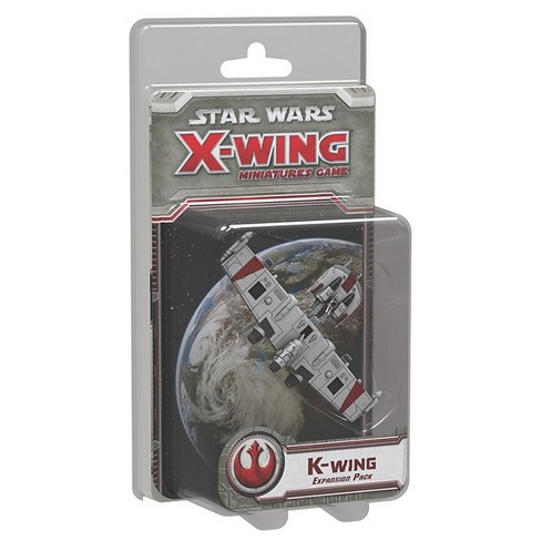Asmodee FFG Star Wars X Wing K Wing Expansion Pack Board Game - image 1 of 1