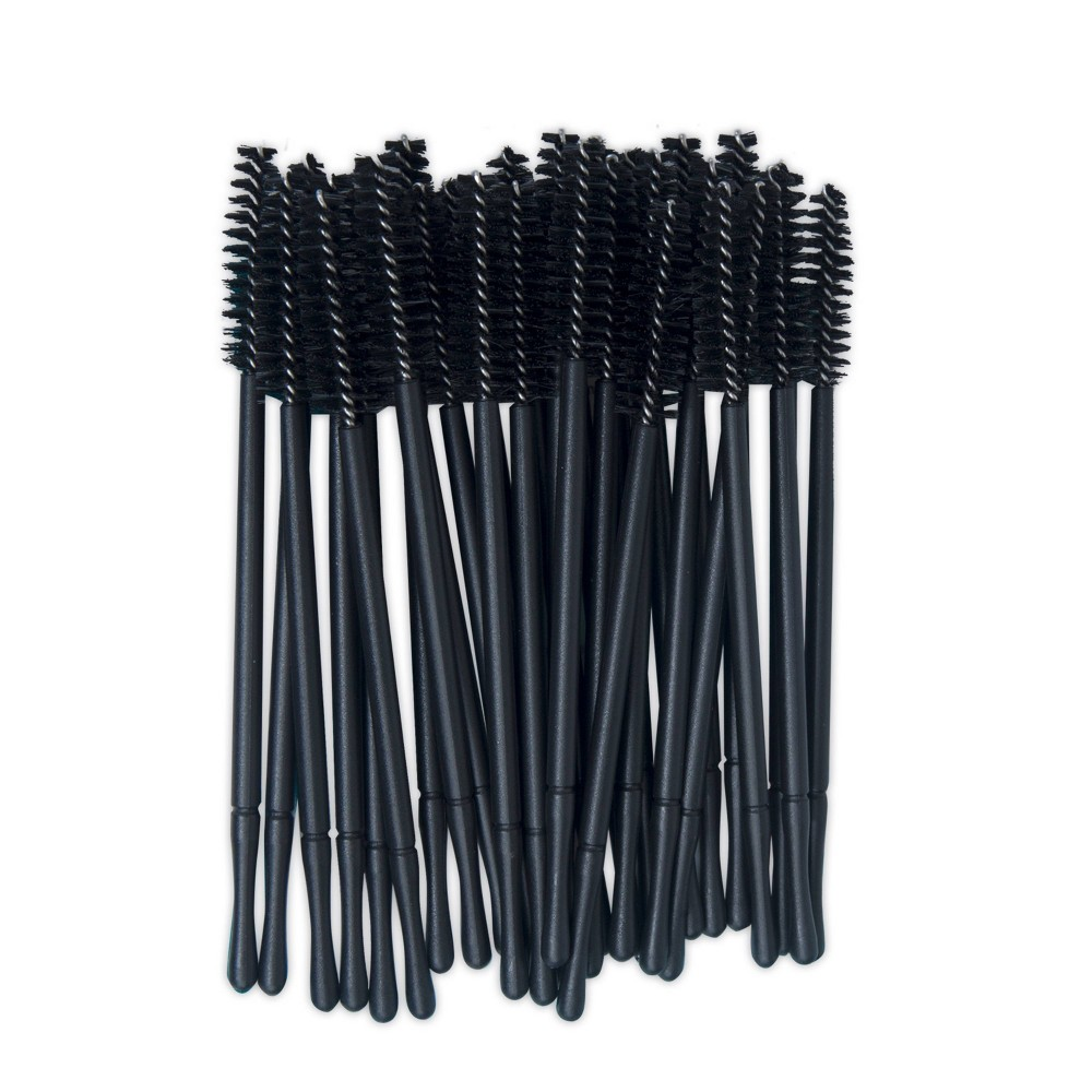 Image of Trim Disposable Eyelash Spoolie Wands 30pk