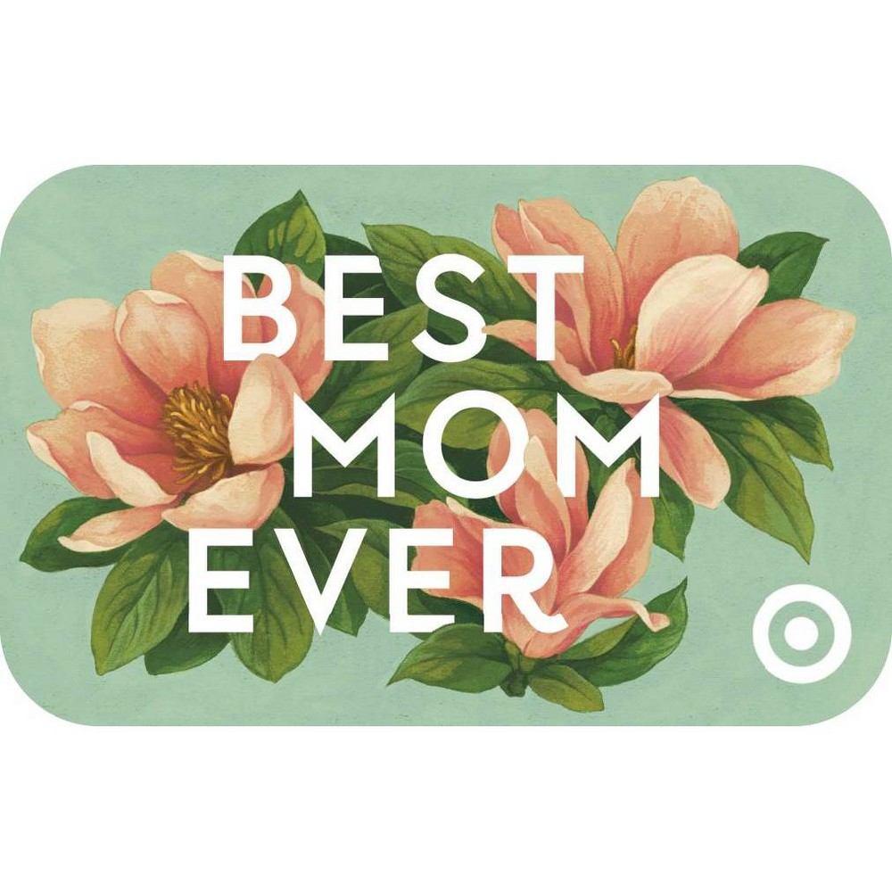 Best Mom Ever Target Giftcard 10