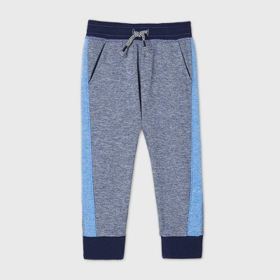 Toddler Boys' Heavier Active Pull-On Pants - Cat & Jack™ Navy