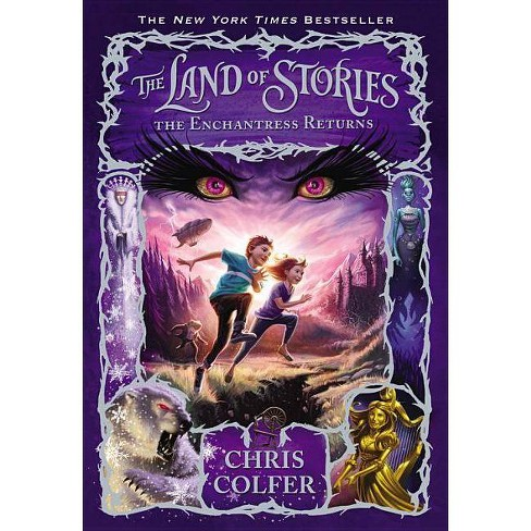 The Enchantress Returns - (Land of Stories) by  Chris Colfer (Paperback) - image 1 of 1