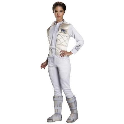 Star Wars Classic Princess Leia Hoth Adult Costume