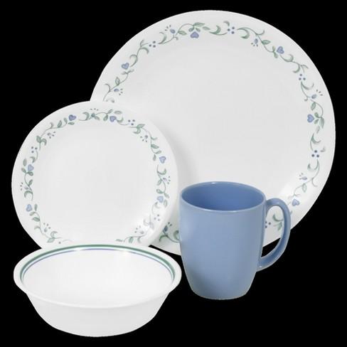 corelle® livingware™ 16pc dinnerware set country cottage : target