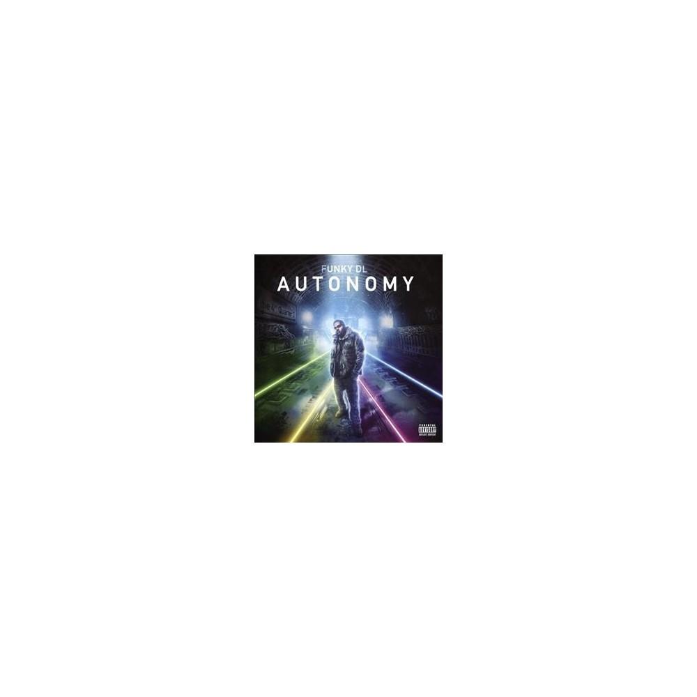 Funky Dl - Autonomy:4th Quarter 2 (CD)