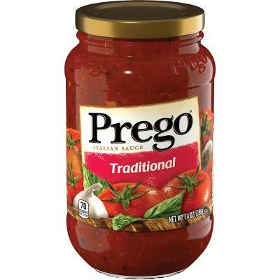 Prego Traditional Italian Sauce 14oz