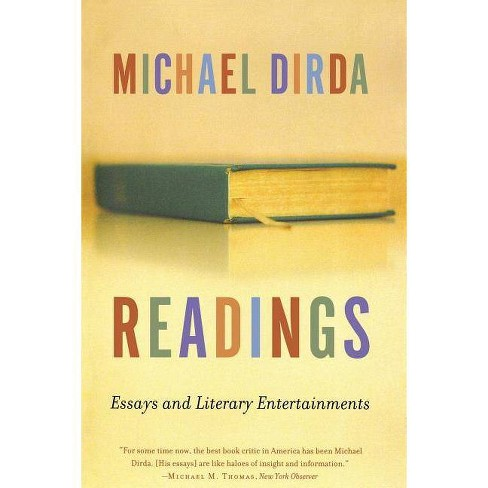 Readings - by  Michael Dirda (Paperback) - image 1 of 1