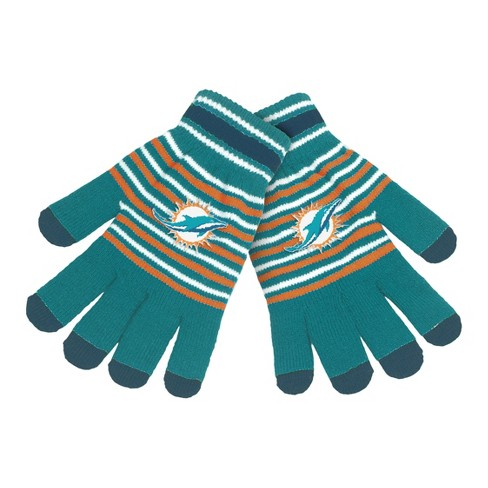 NFL Miami Dolphins Knit Glove - image 1 of 1
