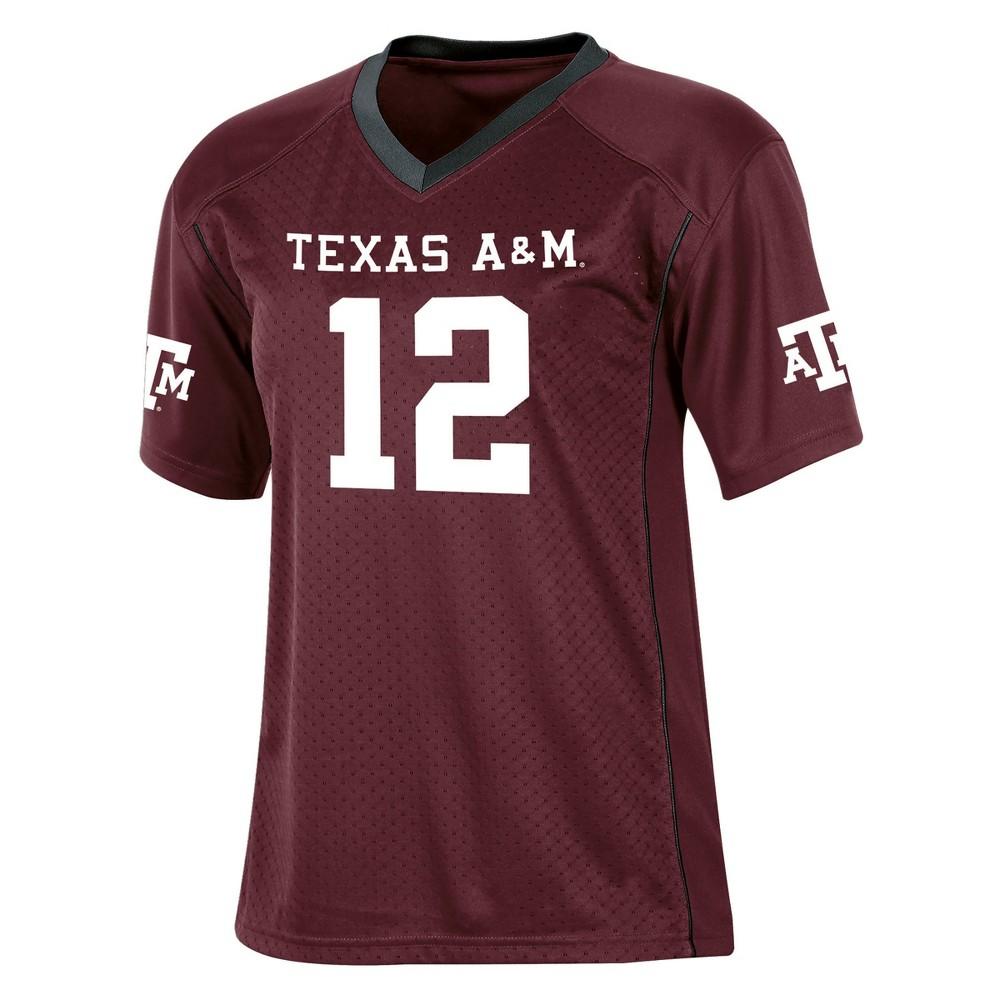 Texas A&m Aggies Boys Short Sleeve Replica Jersey M, Multicolored