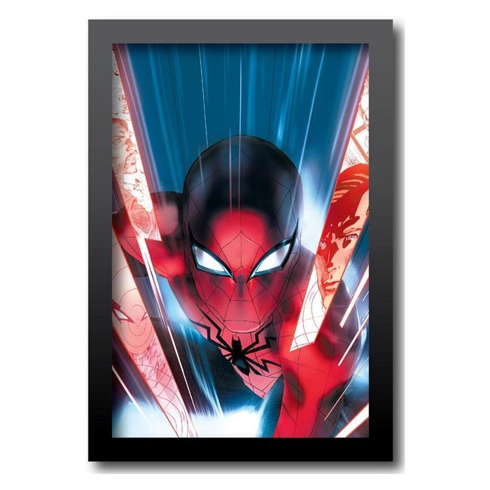 Marvel Spider-Man Framed Wall Art - image 1 of 1