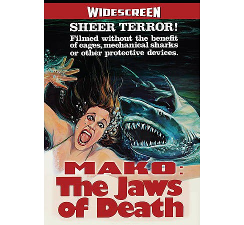 Mako:Jaws Of Death (DVD) - image 1 of 1
