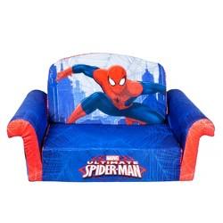 Marshmallow Spider-Man Furniture Flip Open Sofa