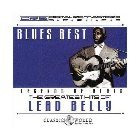Leadbelly - Blues Best: Greatest Hits (CD) - image 1 of 1