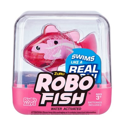 Robo Alive Robotic Fish - Pink
