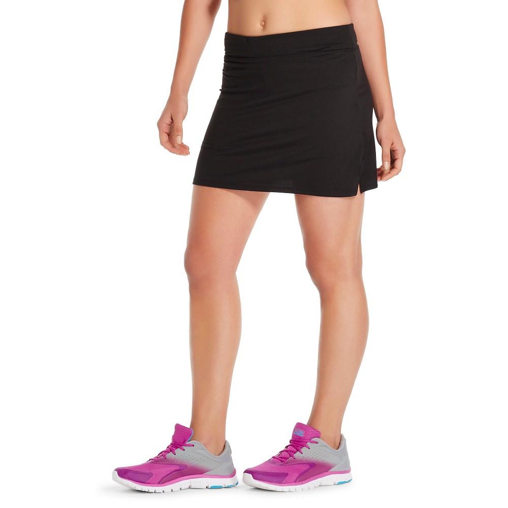 Women's Dafne Solid Skort Black XS - Tulah by Soybu, Size: XL