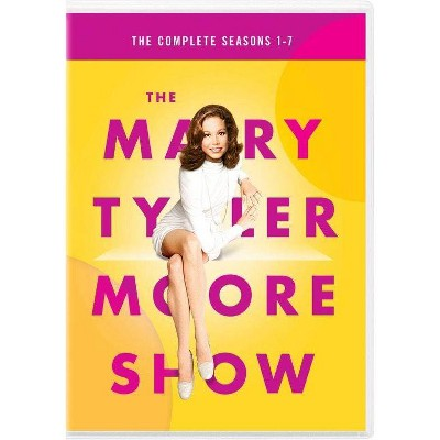 The Mary Tyler Moore Show: The Complete Series (DVD)(2018)