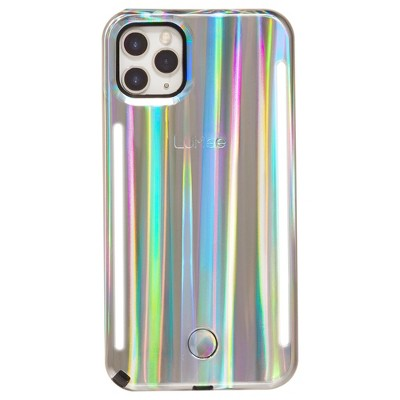 LuMee x Paris Hilton DUO iPhone Case - Light Up Selfie Case