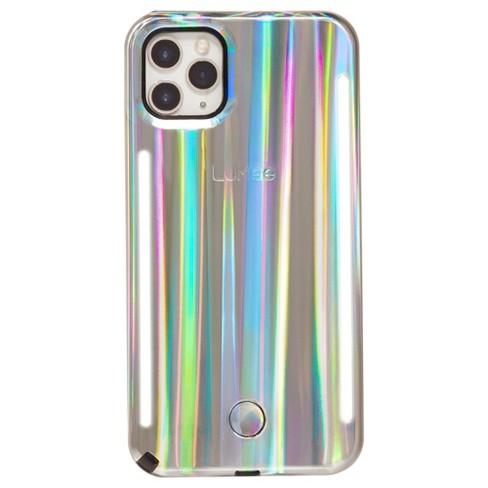 LuMee x Paris Hilton DUO iPhone Case - Light Up Selfie Case - image 1 of 4
