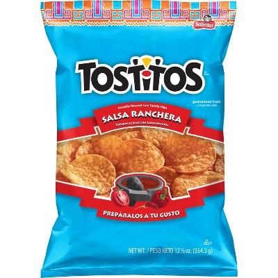 Tortilla & Corn Chips: Tostitos Salsa Ranchera