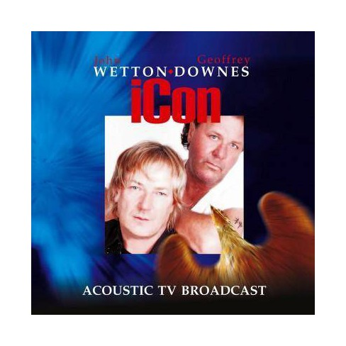 Icon - Acoustic TV Broadcast (CD) - image 1 of 1