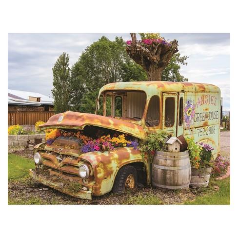 Springbok Flower Truck Puzzle 500pc - image 1 of 2