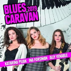 Ally Venable - Blues Caravan 2019 (CD)