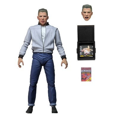 """Back to the Future - 7"""" Scale Action Figure - Ultimate Biff"""