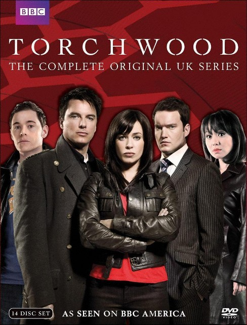 Torchwood:Complete original uk series (DVD) - image 1 of 1
