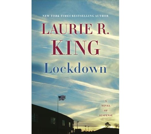 Lockdown -  by Laurie R. King (Hardcover) - image 1 of 1