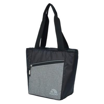 Igloo 12 Can Balance Cooler Tote Cooler Bag - Gray