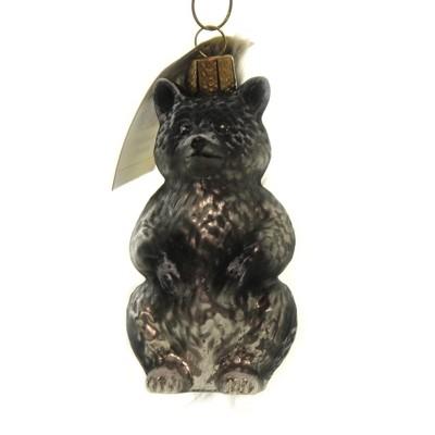 "Old World Christmas 3.5"" Vintage Raccoon. Ornament Woodland  -  Tree Ornaments"