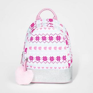 Toddler Girls' Fair Isle Unicorn Backpack - Cat & Jack™