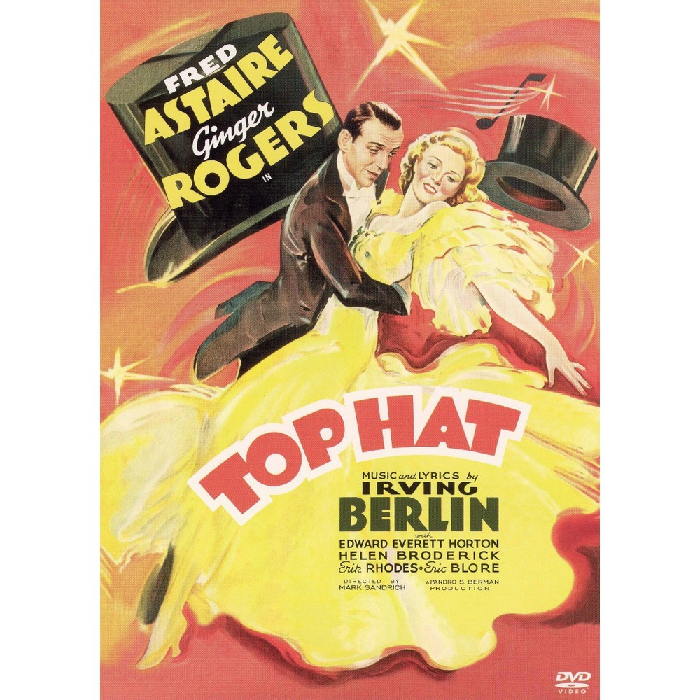 Top Hat (Dvd), Movies