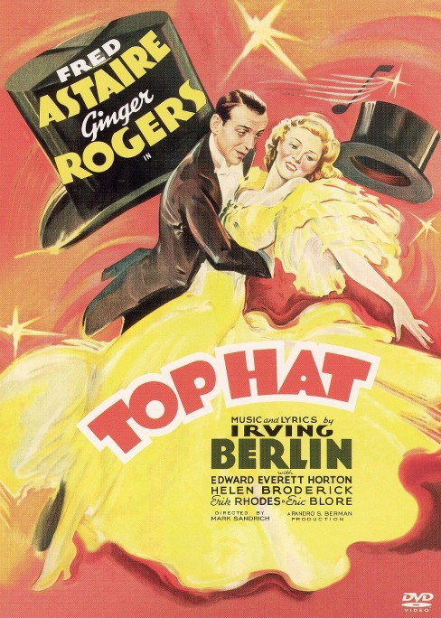 Top hat (DVD) - image 1 of 1
