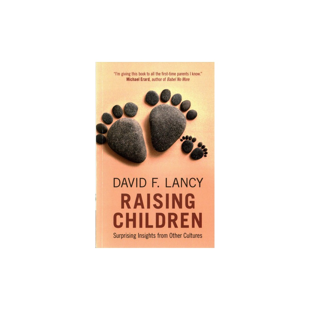 Raising Children : Surprising Insights from Other Cultures (Paperback) (David F. Lancy)