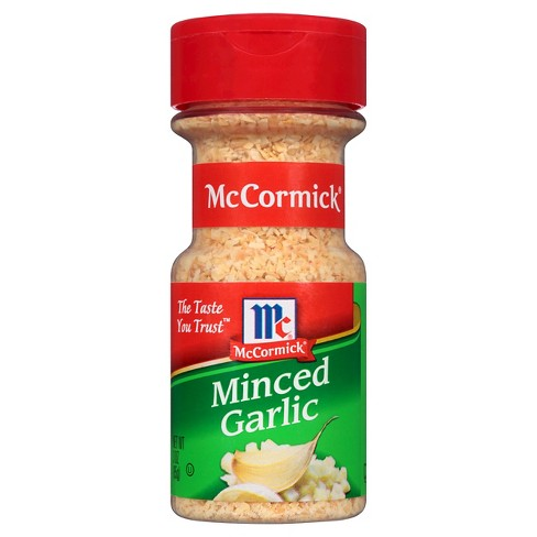 McCormick Minced Garlic - 3oz - image 1 of 6