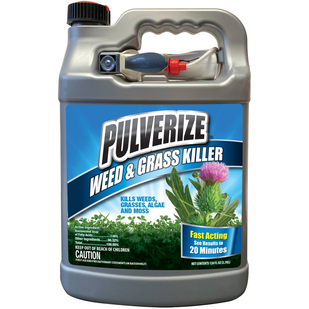 Image of Weed & Grass Killer Gallon with Nested Trigger - Pulverize